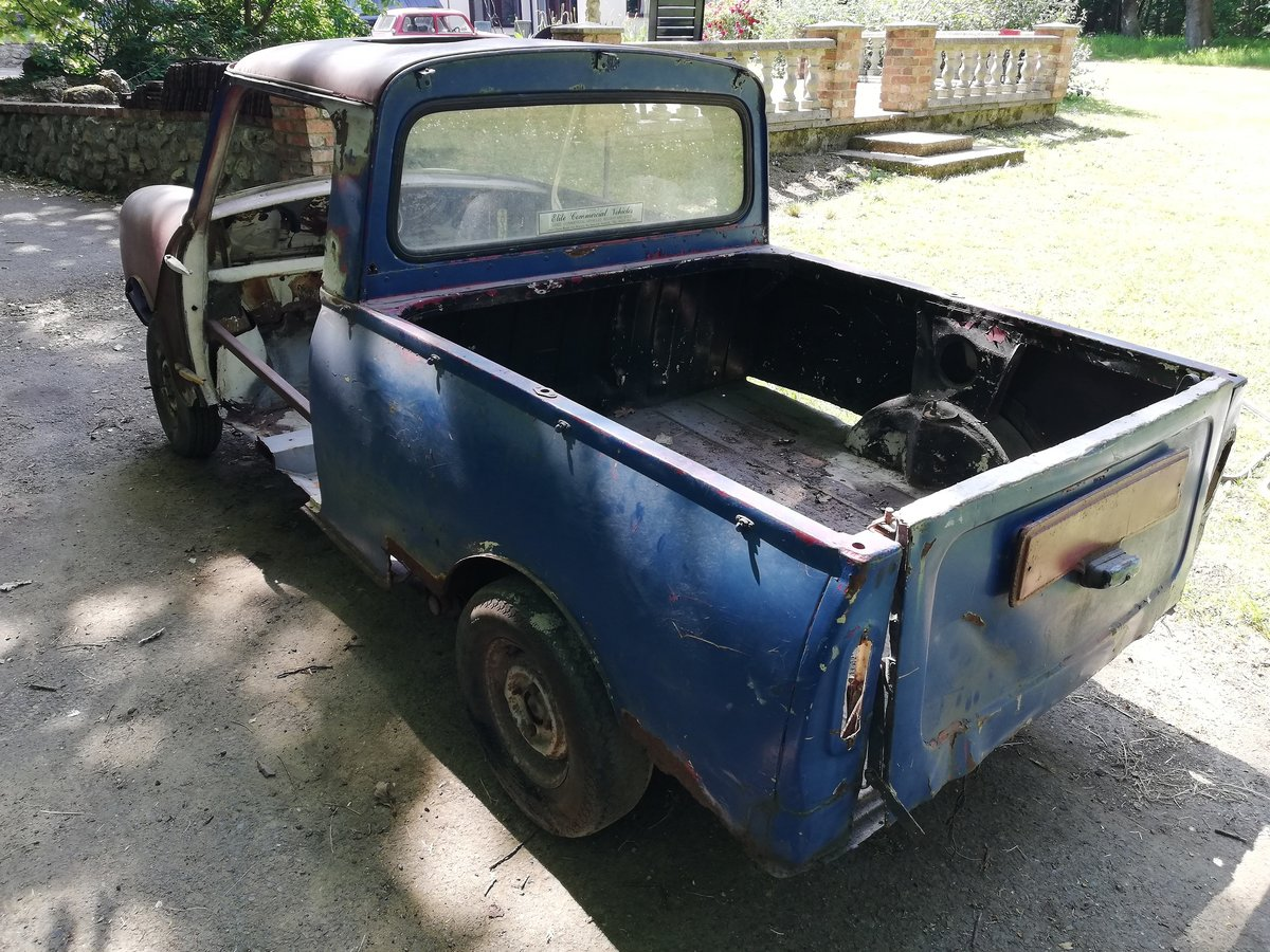 1981 Mini Pickup SOLD (picture 3 of 5)