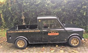 1966 Mini Pickup Left Hand Drive, extremely rare