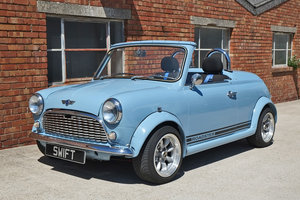 1973 Morris Mini 1000 Roadster Manual & MOT'd