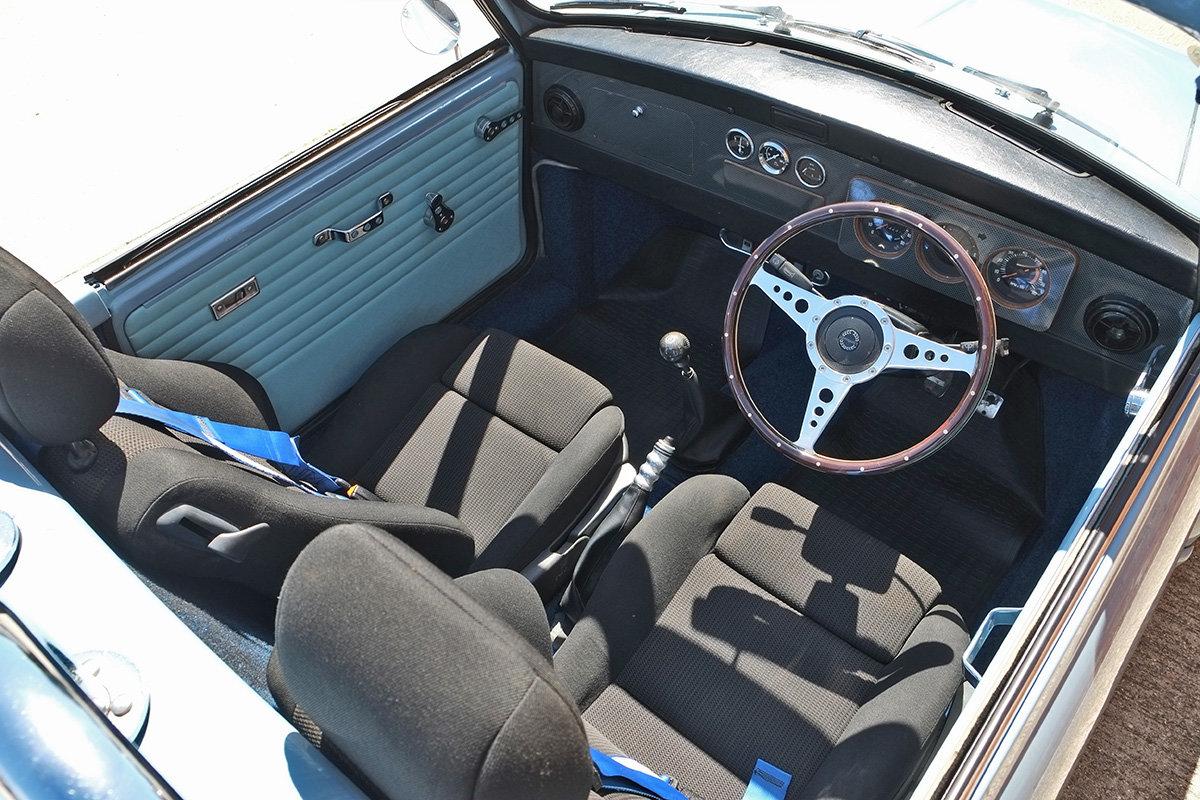 1973 Morris Mini 1000 Roadster Manual & MOT'd SOLD (picture 5 of 6)