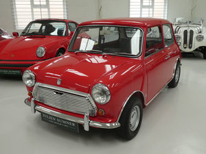 Mini Cooper S MK3 - Restored with Fast Road 'Longman' Engine