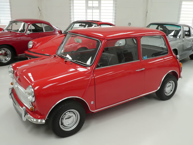 1970 Mini Cooper S MK3 - Restored with Fast Road 'Longman' Engine SOLD (picture 2 of 6)