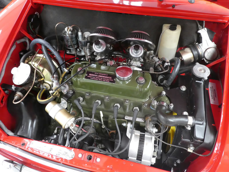 1970 Mini Cooper S MK3 - Restored with Fast Road 'Longman' Engine SOLD (picture 5 of 6)