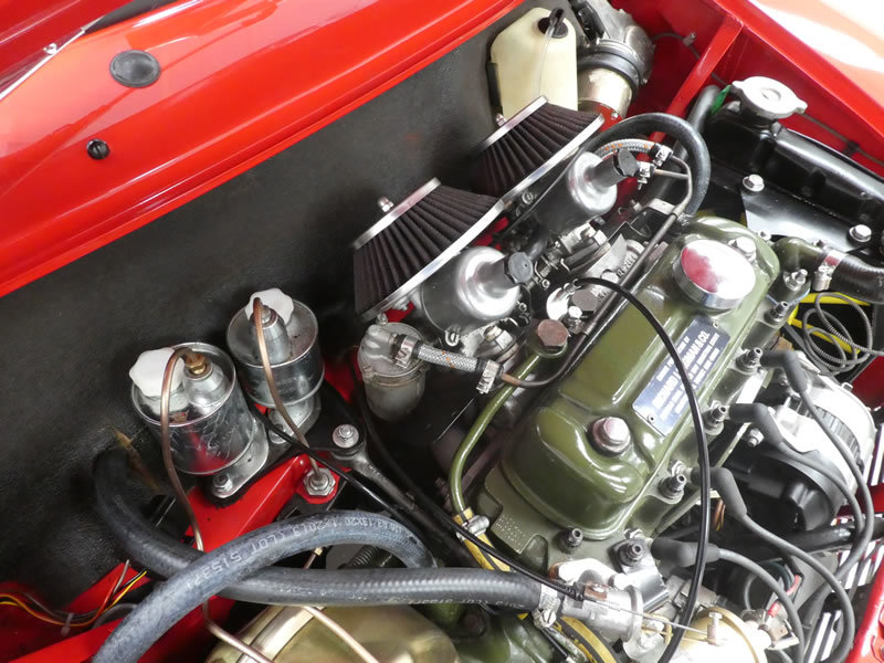 1970 Mini Cooper S MK3 - Restored with Fast Road 'Longman' Engine SOLD (picture 6 of 6)