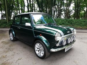 2000 Mini Cooper Sport - 18,000 miles For Sale