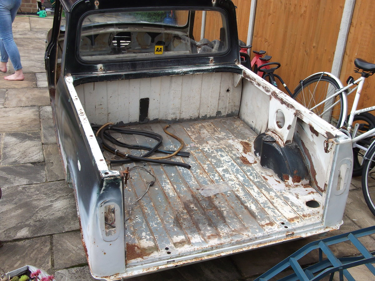 1979 mini pick up project For Sale (picture 3 of 6)