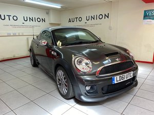 2011 MINI COUPE JOHN COOPER WORKS