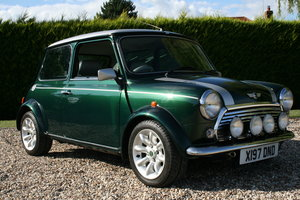 Classic Mini Cooper Sport 500. Exceptional Throughout