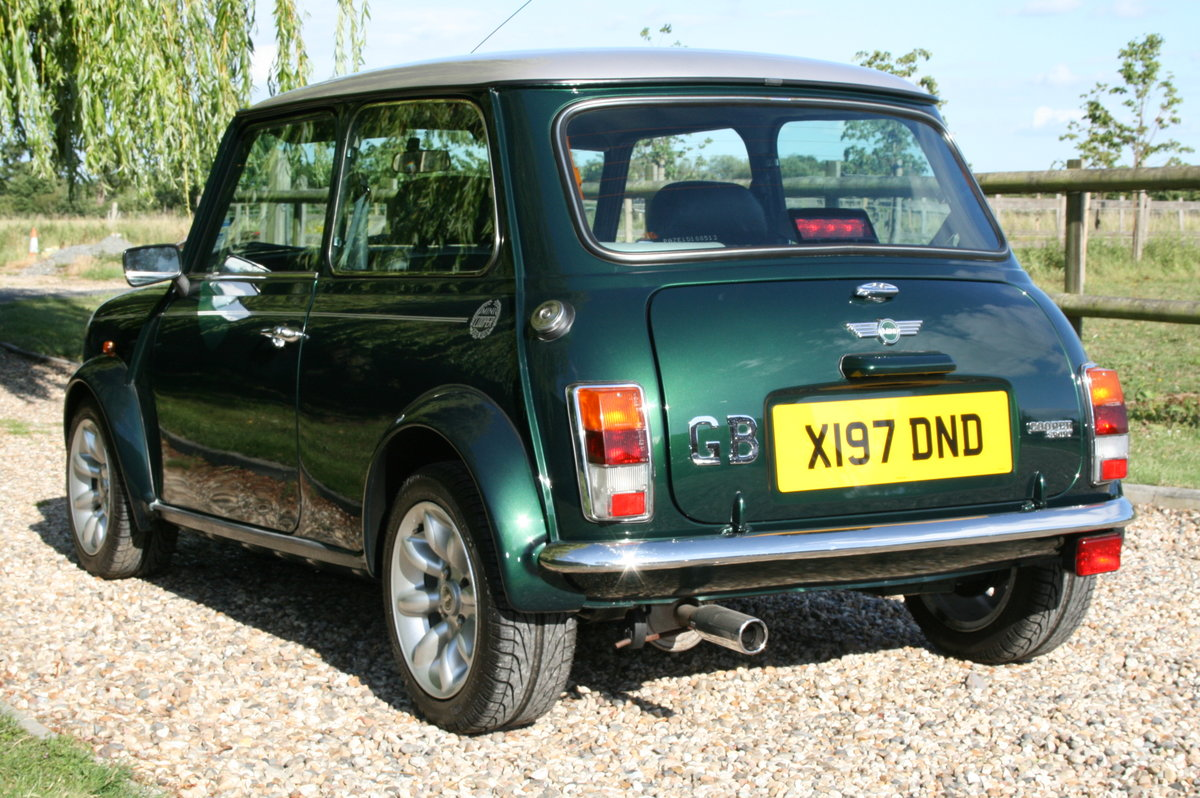 2000 Classic Mini Cooper Sport 500. Exceptional Throughout For Sale (picture 3 of 6)