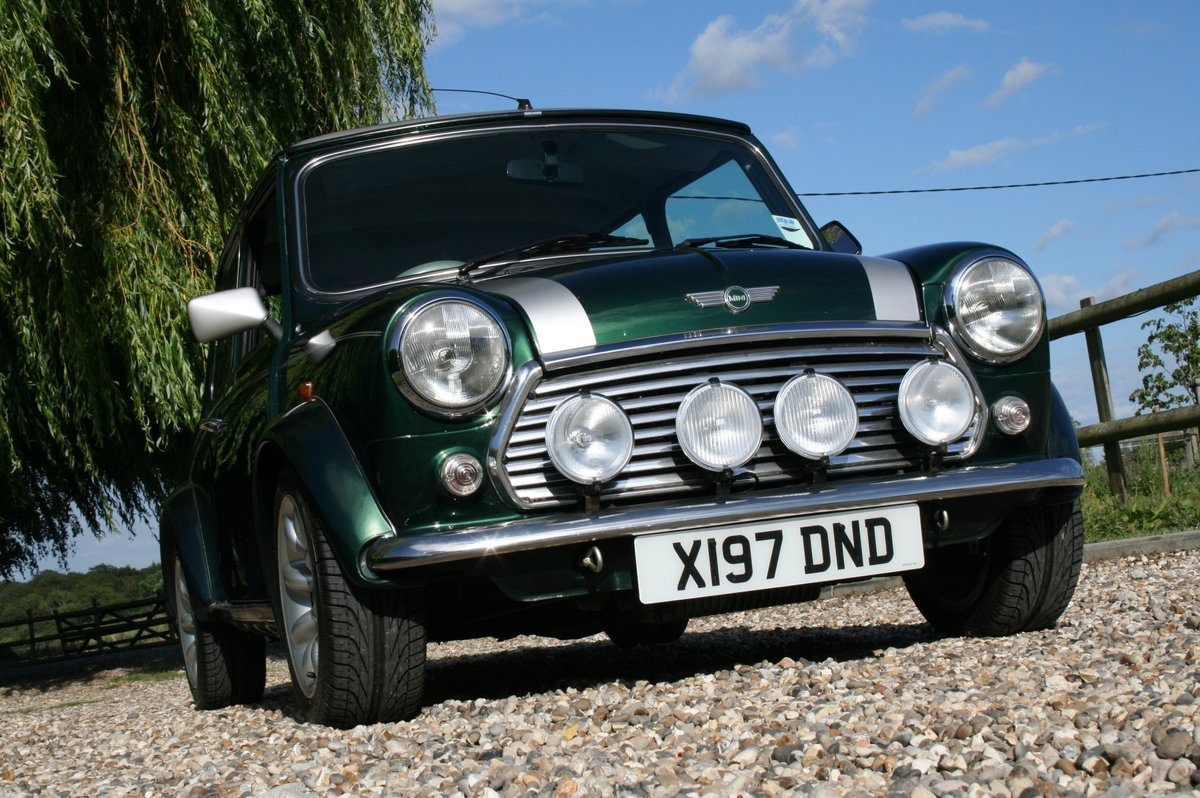 2000 Classic Mini Cooper Sport 500. Exceptional Throughout For Sale (picture 5 of 6)