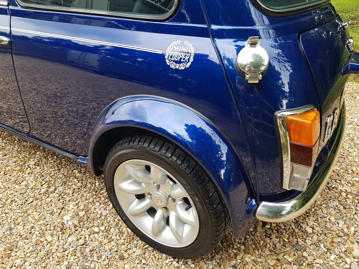 1999 Outstanding Mini Cooper Sport On 5570 Miles From New SOLD (picture 3 of 10)