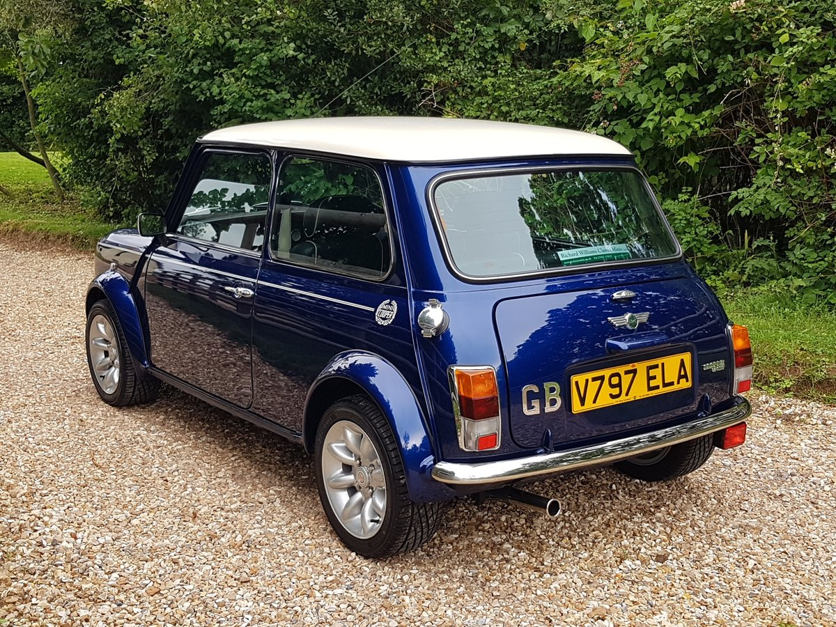 1999 Outstanding Mini Cooper Sport On 5570 Miles From New SOLD (picture 4 of 10)