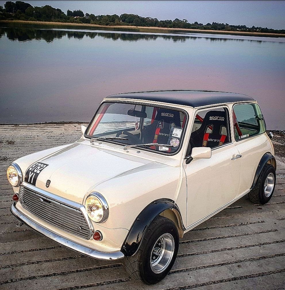 1971 Mini Retro Rally Look - Fully Restored  For Sale (picture 2 of 6)