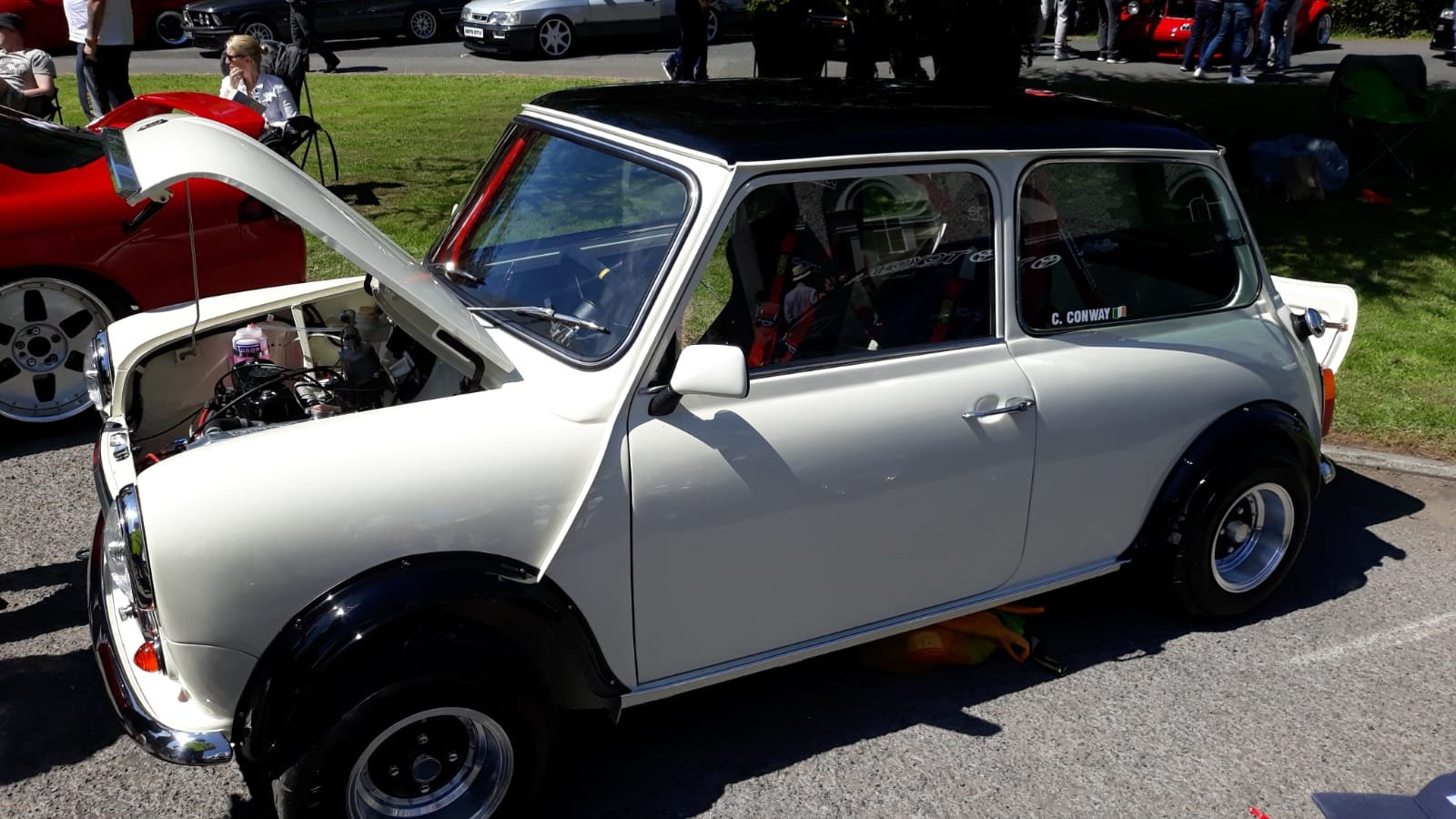 1971 Mini Retro Rally Look - Fully Restored  For Sale (picture 4 of 6)