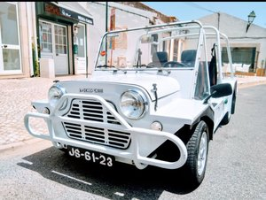 1986 Mini moke portuguese lhd 4 seats SOLD