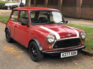 Picture of 1993 Austin Mini 1275