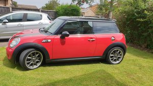 2008 MINI Cooper S (175BHP) Chilli Pack