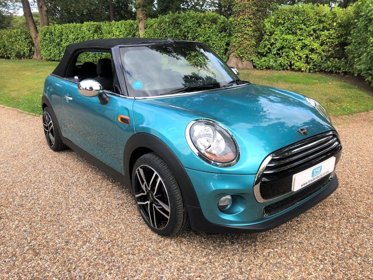 2018 MINI Cooper Convertible 1.5i Turbo 134bhp 6-Speed Manual SOLD (picture 1 of 6)