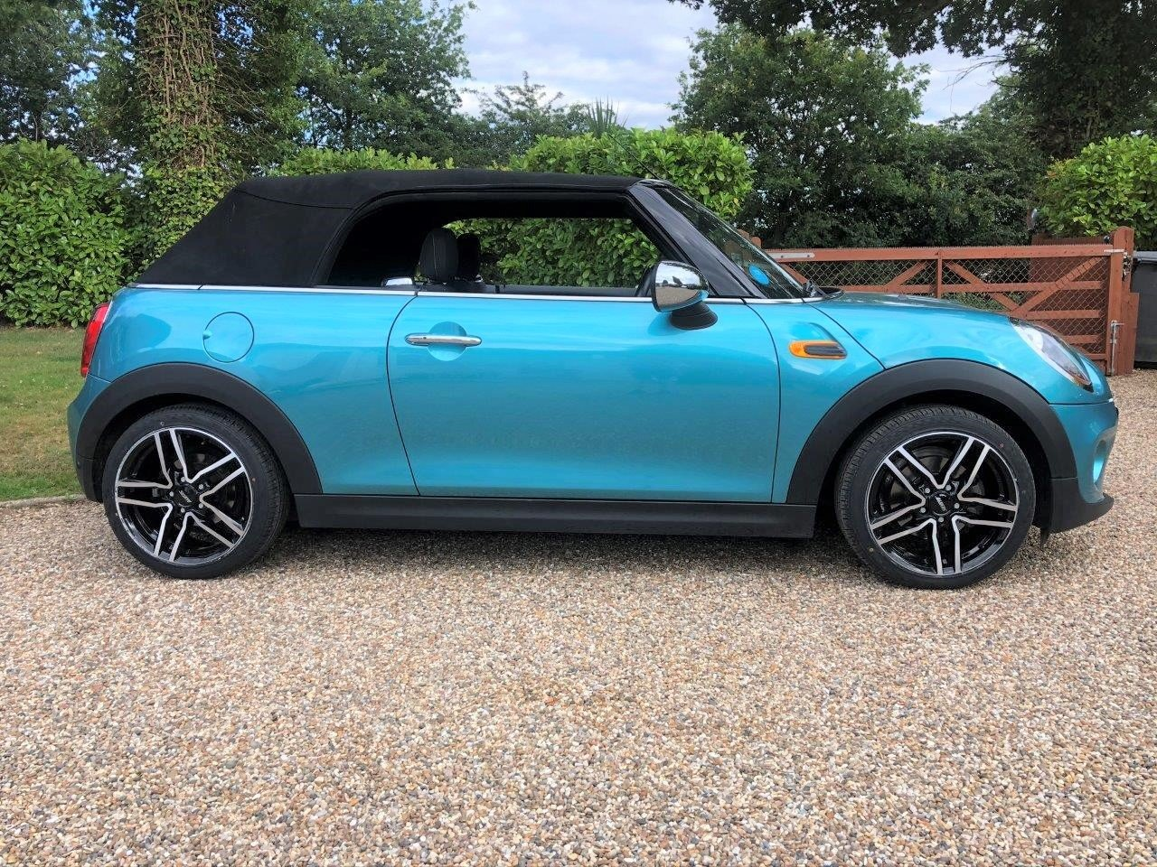 2018 MINI Cooper Convertible 1.5i Turbo 134bhp 6-Speed Manual SOLD (picture 3 of 6)
