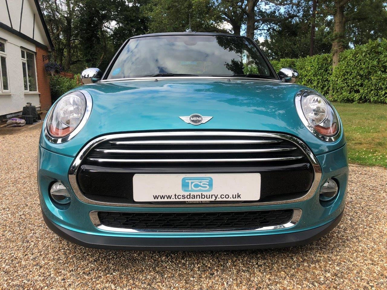 2018 MINI Cooper Convertible 1.5i Turbo 134bhp 6-Speed Manual SOLD (picture 4 of 6)