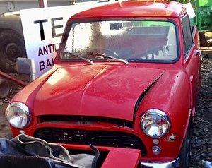 1969 Mini Pick Up/
