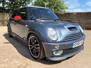 superb 2006 MINI Cooper S JCW GP 1 with excellent history