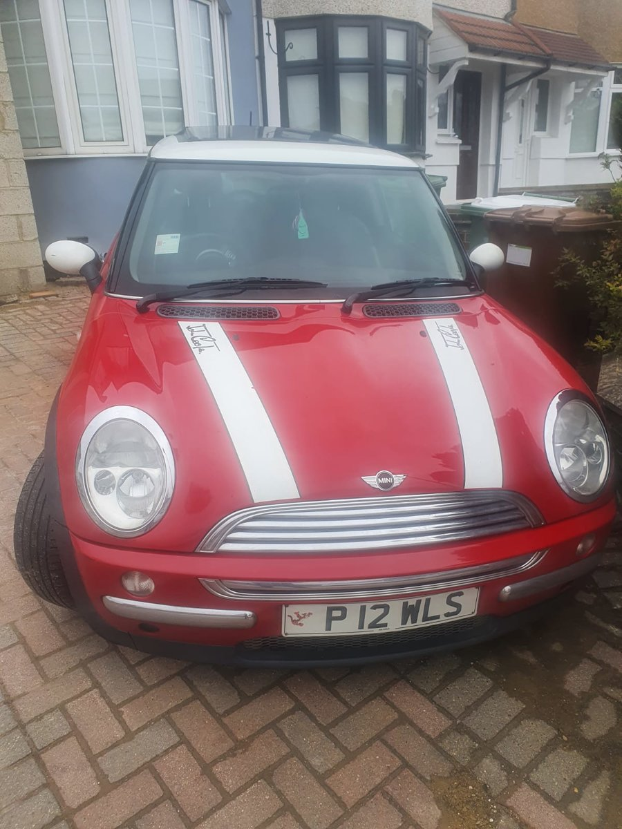 2003 Mini Cooper For Sale (picture 1 of 5)