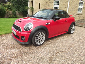 MINI COOPER 2.0 COUPE S D JOHN COOPER WORKS