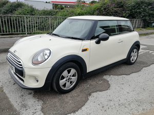 Mini One d 1.5l diesel, nice spec, one owner
