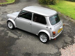 Mini 40th anniversary edition