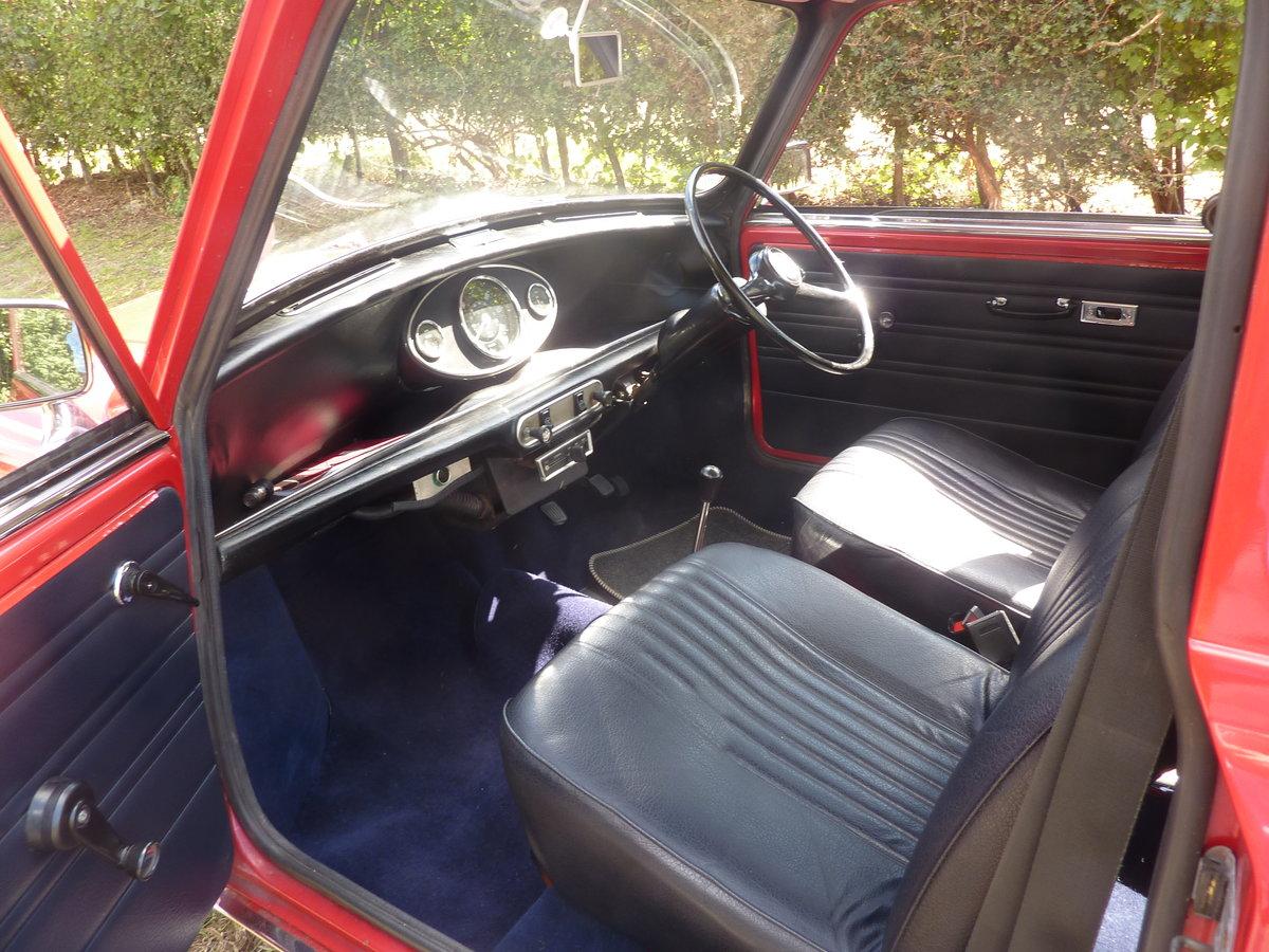1971 Mini Cooper S Mk 3 1275 SOLD (picture 3 of 6)