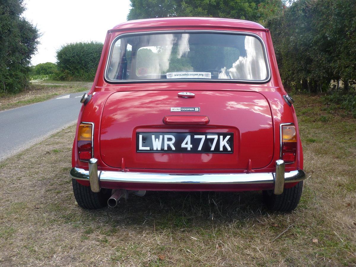 1971 Mini Cooper S Mk 3 1275 SOLD (picture 4 of 6)