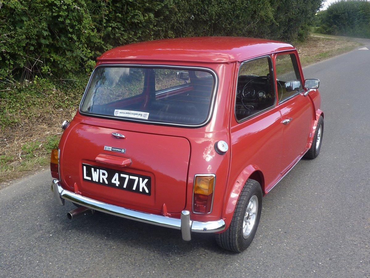 1971 Mini Cooper S Mk 3 1275 SOLD (picture 5 of 6)