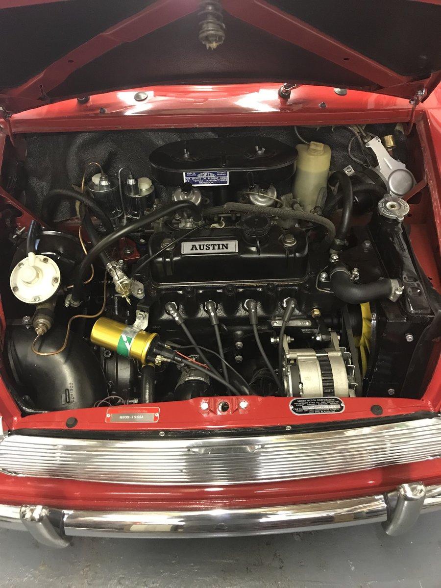 1971 Mini Cooper S Mk 3 1275 SOLD (picture 6 of 6)