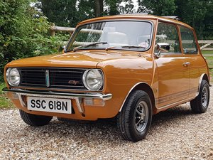 Very Special Morris Mini 1275 GT On 14050 Miles From New!