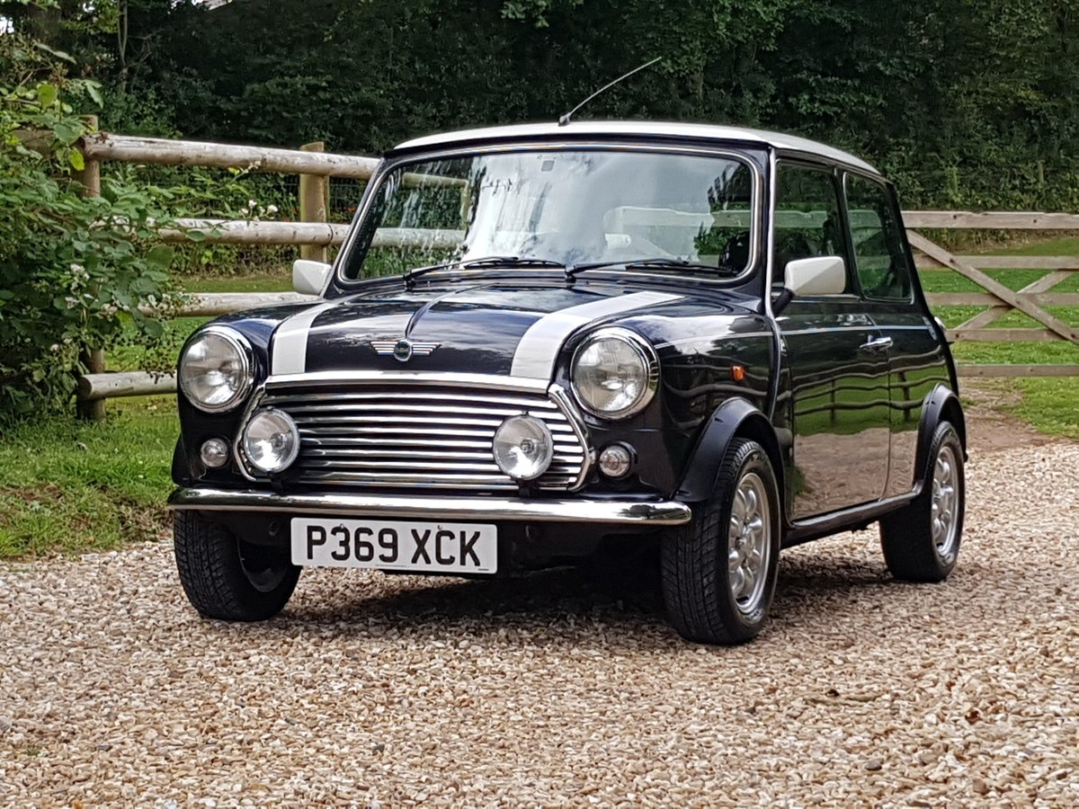 1997 Immaculate Mini Cooper On Just 17760 Miles From New SOLD (picture 1 of 10)