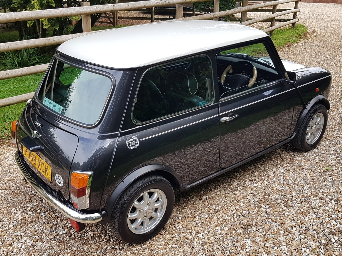1997 Immaculate Mini Cooper On Just 17760 Miles From New SOLD (picture 2 of 10)
