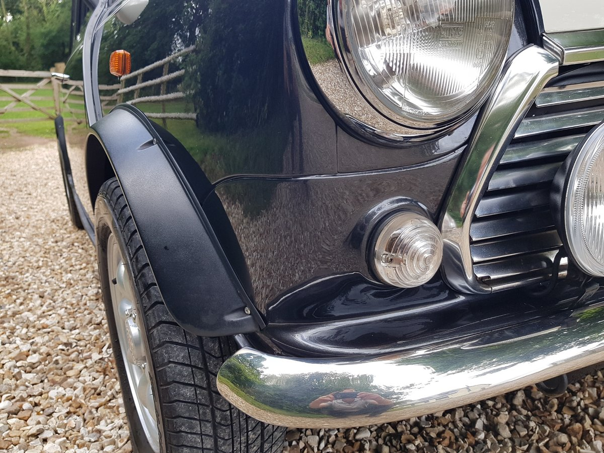 1997 Immaculate Mini Cooper On Just 17760 Miles From New SOLD (picture 6 of 10)