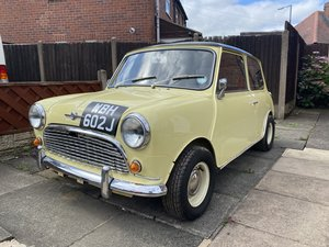 1971 Morris cooper replica  For Sale