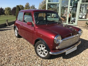 ROVER MINI MAYFAIR - IMMACULATE - FRESH MOT