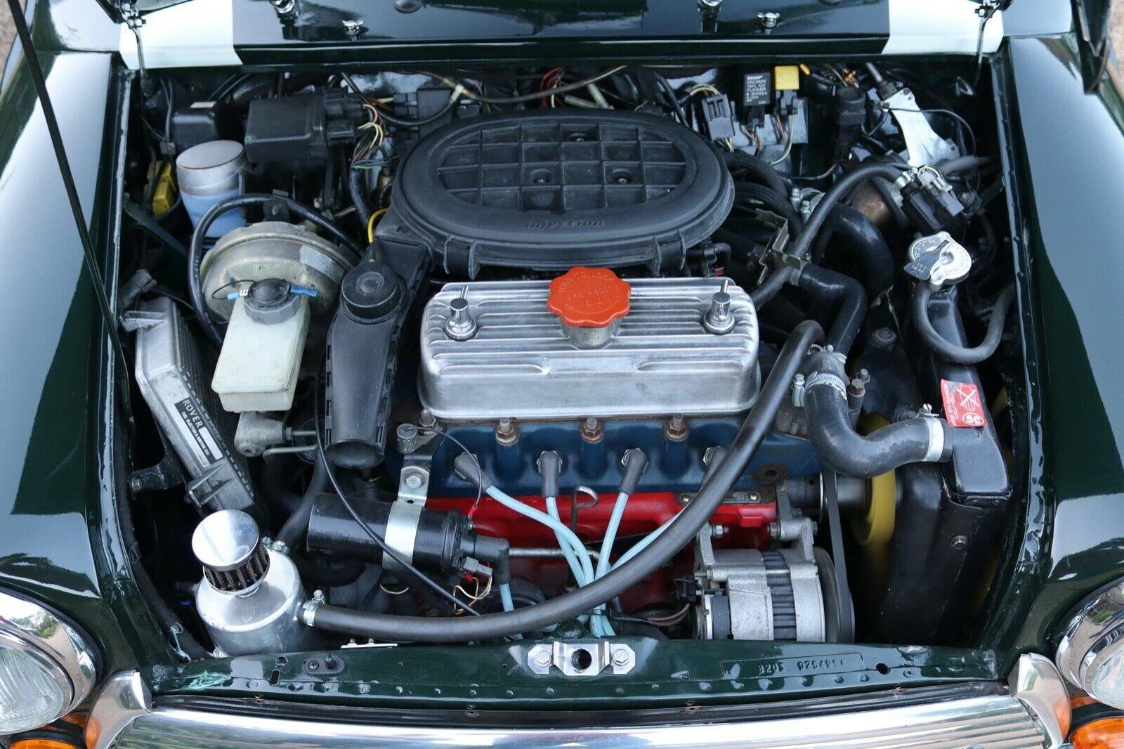 1992 Classic Mini Austin Rover Mini Cooper S Track/Hill For Sale (picture 4 of 6)