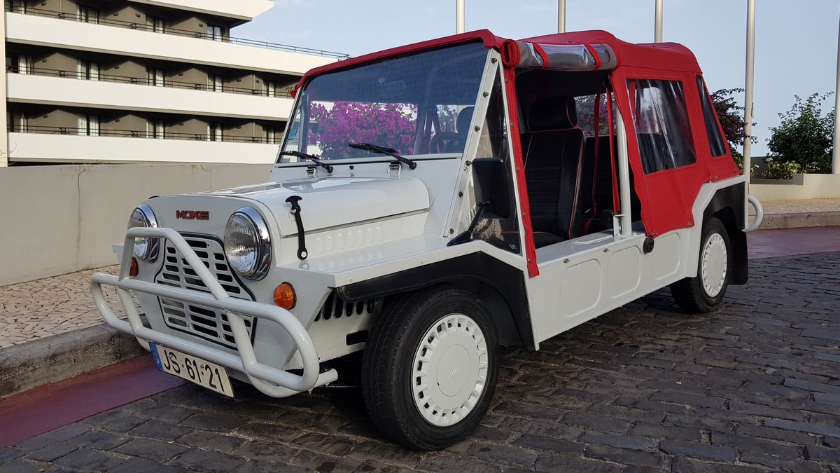 1987 Mini Moke  -    Sold For Sale (picture 4 of 6)