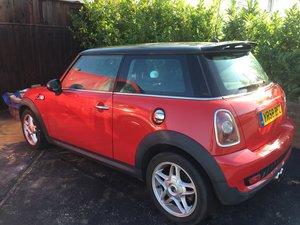 2008 Bmw mini cooper s auto needs gearbox repair