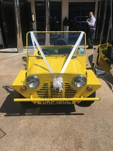 Classic UK 1965 Mini Moke