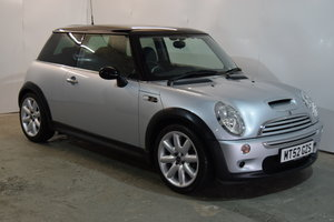 2002 Mini Cooper S, Just 44,826 Miles, FSH, 1 Previous Owner
