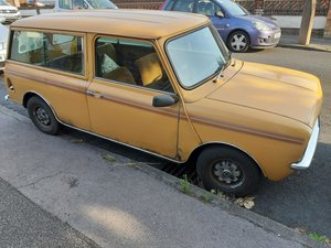 1979 Austin Morris Mini Clubman Estate
