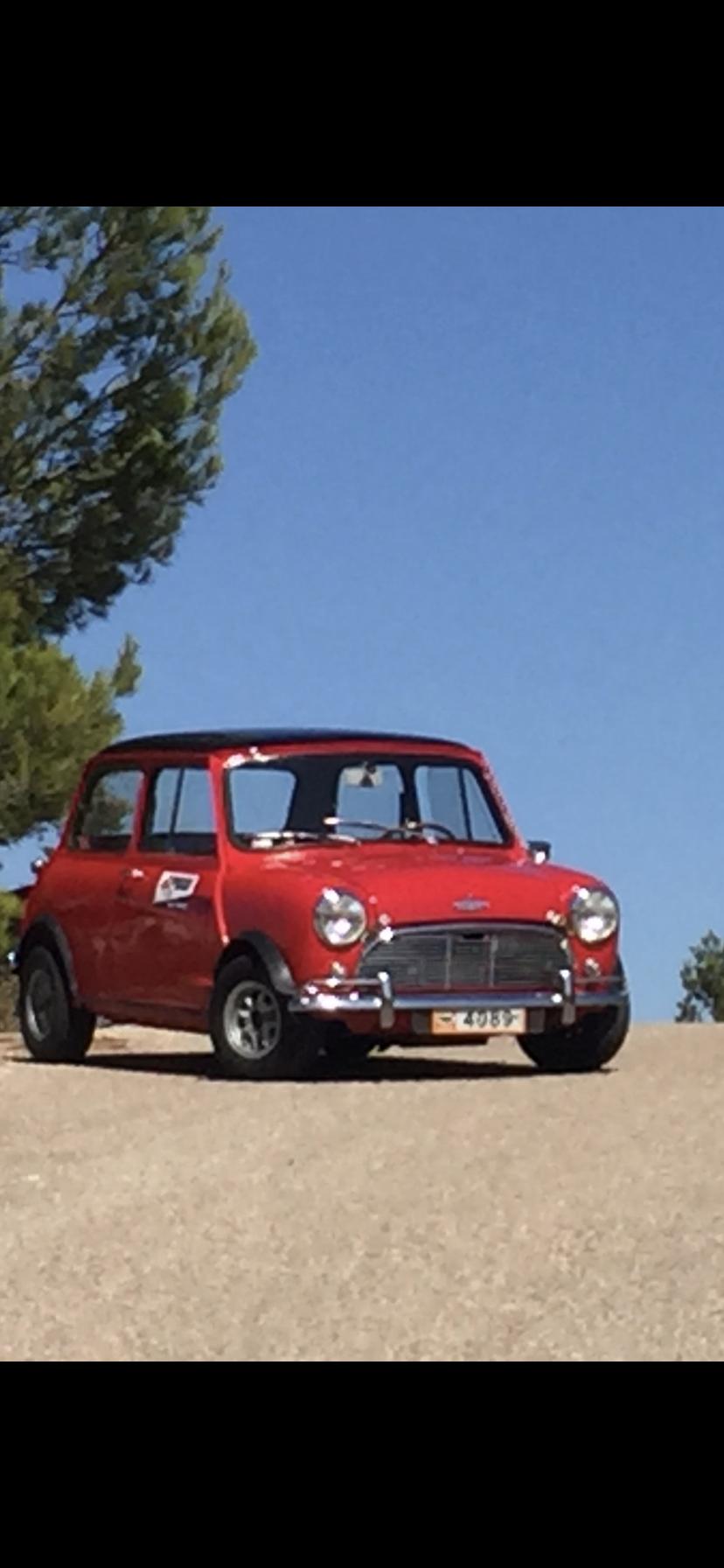 1966 Austin Mini cooper S For Sale (picture 1 of 6)