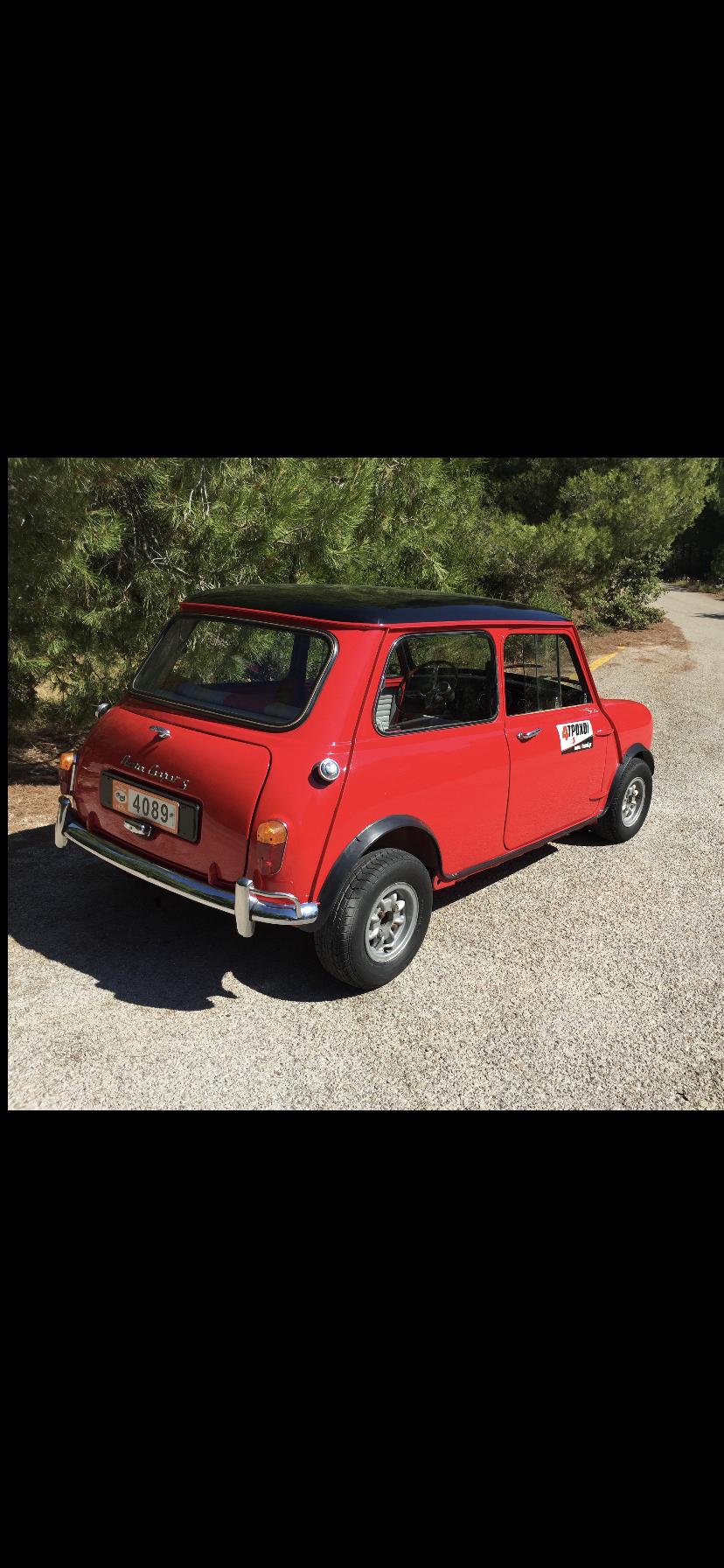 1966 Austin Mini cooper S For Sale (picture 2 of 6)