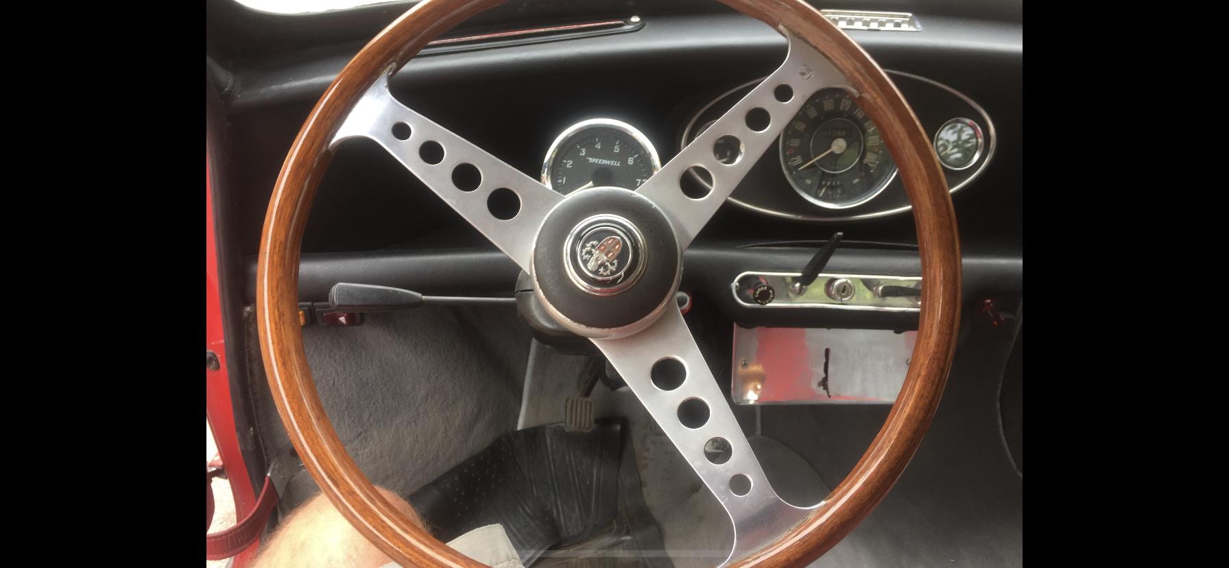 1966 Austin Mini cooper S For Sale (picture 4 of 6)