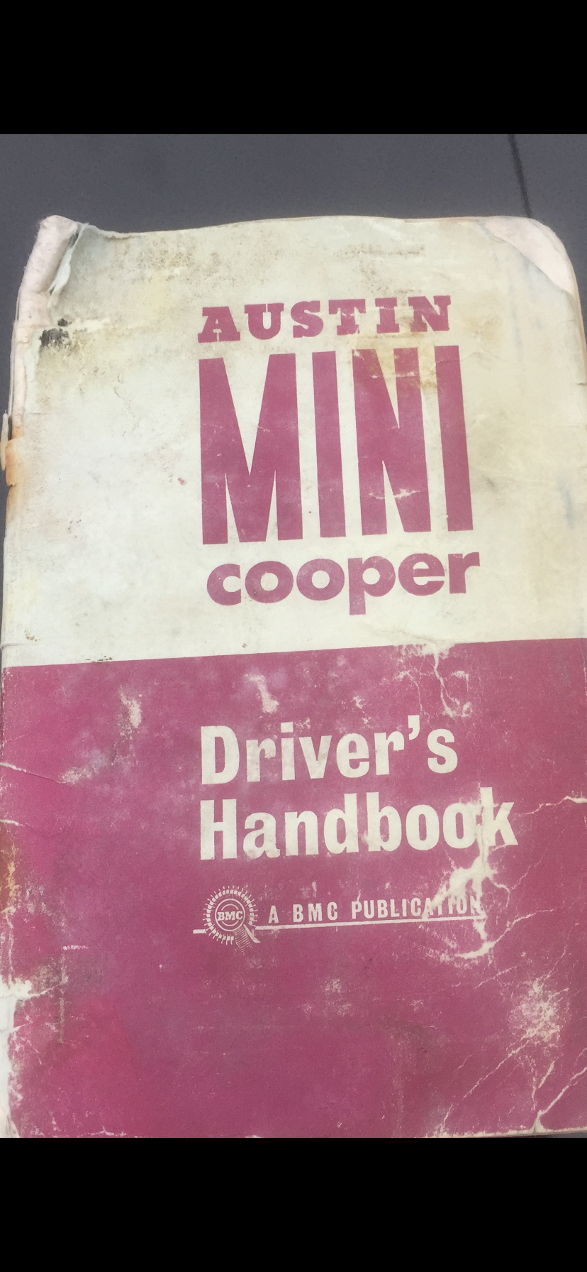 1966 Austin Mini cooper S For Sale (picture 6 of 6)